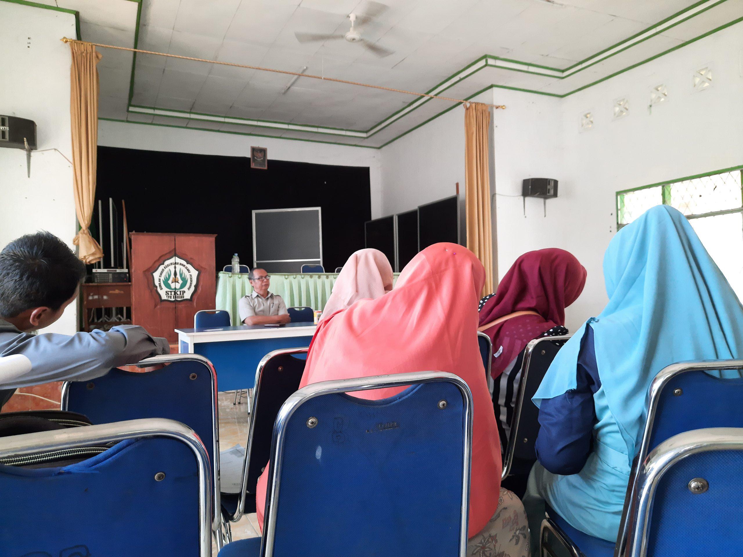Rapat Persiapan Wisuda STKIP YPM Bangko Tahun 2019