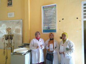 Hand sanitizer produksi dosen STKIP
